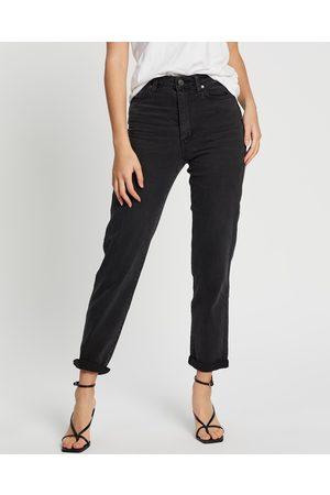 Lee Hi Mom Jeans - High-Waisted (Baxter ) Hi Mom Jeans