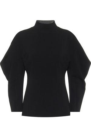 Proenza Schouler Jacquard turtleneck sweater