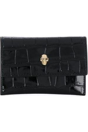 Alexander McQueen Skull stud purse