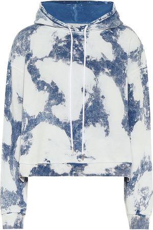 Stella McCartney Tie-dye cotton hoodie