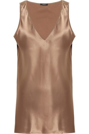 Joseph Belva silk-satin tank top