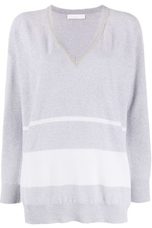 Fabiana Filippi Wide stripes jumper