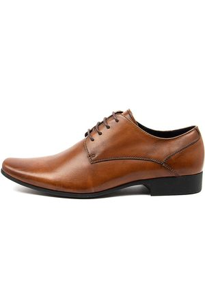 Shaw and Smith Wrath S2 Cognac Shoes Mens Shoes Dress Flat Shoes