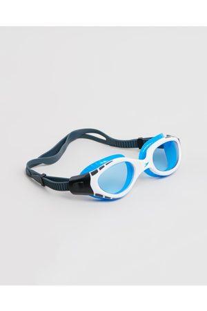 Speedo Futura Biofuse Flexiseal Unisex - Goggles (Turquoise & Clear) Futura Biofuse Flexiseal - Unisex