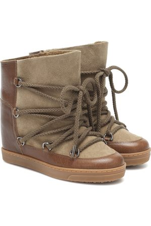 Isabel Marant Nowles ankle boots