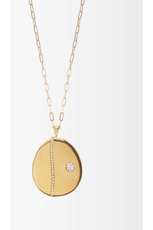 CVC Stones P6 Diamond & 18kt Necklace - Womens