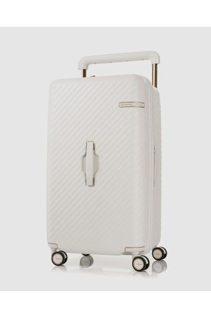 Samsonite Stem Spinner 76 Trunk - Travel and Luggage (Ivory) Stem Spinner 76 Trunk