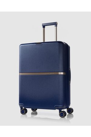 Samsonite Minter Spinner 69 EXP - Travel and Luggage (Navy) Minter Spinner 69 EXP