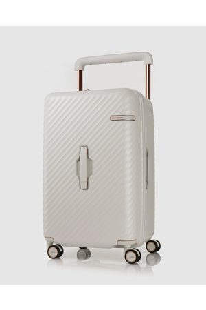 Samsonite Stem Spinner 70cm Trunk - Travel and Luggage (Ivory) Stem Spinner 70cm Trunk