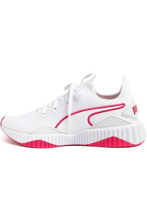 Puma 193059 Defy New Core Wns Pm Rose Sneakers Womens Shoes Active Active Sneakers