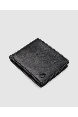 Nixon Pass Leather Bi Fold Wallet - Wallets Pass Leather Bi-Fold Wallet