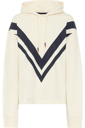 Tory Sport French Terry cotton hoodie