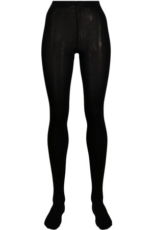 Wolford Cashmere high-rise tights