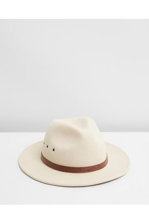 Billy Bones Club C.R.E.A.M Fedora - Hats (Cream) C.R.E.A.M Fedora