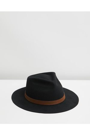 Billy Bones Club Boss Man Fedora - Hats Boss Man Fedora