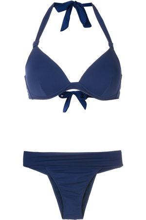 AMIR SLAMA Women Bikinis - Triangle top bikini set