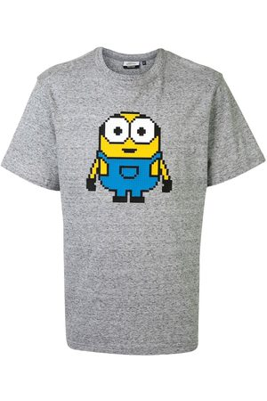 MOSTLY HEARD RARELY SEEN Minions graphic T-shirt