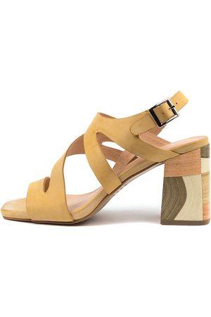 Django & Juliette Women Heeled Sandals - Rolando Dj Dk Tan Sandals Womens Shoes Casual Heeled Sandals
