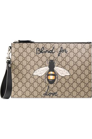 Gucci Bestiary pouch with bee