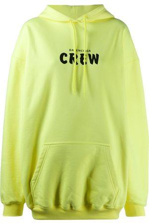 Balenciaga Crew oversize hoodie