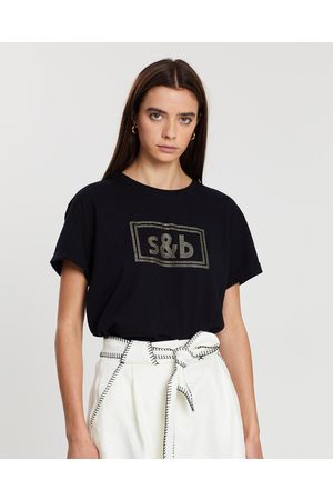Sass & Bide Women Tops - The New Brave Tee - T-Shirts & Singlets The New Brave Tee