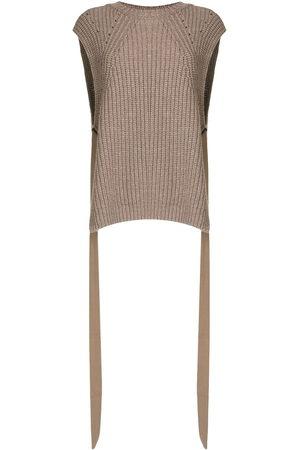 GOEN.J Side-tie sweater vest