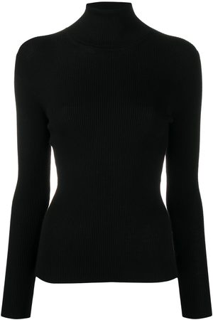 P.a.r.o.s.h. Leila ribbed knit jumper