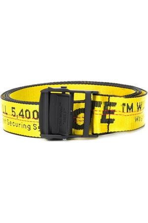 OFF-WHITE Men Belts - Regular Industrial belt