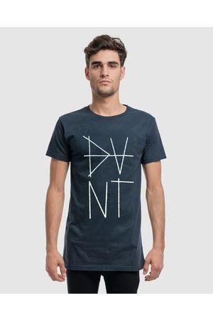 DVNT Scratch Tee - T-Shirts & Singlets (INK) Scratch Tee
