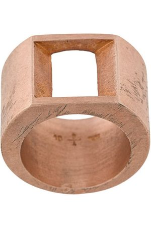 PARTS OF FOUR Rings - Crescent Plane ring