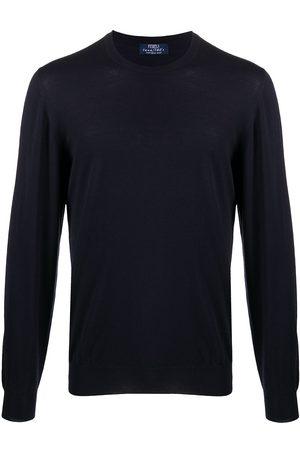 FEDELI Round neck jumper