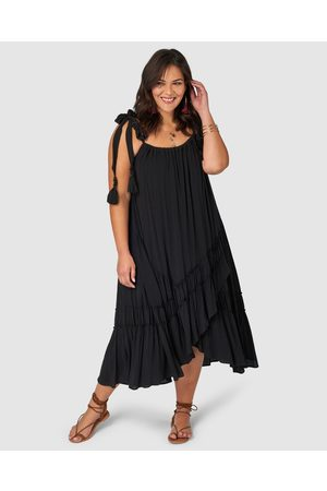 The Poetic Gypsy Here Comes The Sun Maxi Dress - Dresses Here Comes The Sun Maxi Dress