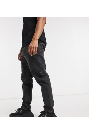 COLLUSION X003 tapered jeans in black
