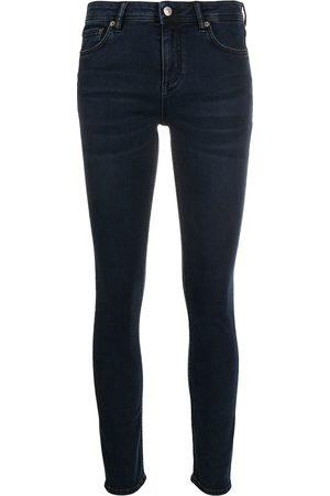 Acne Studios Climb mid-rise skinny jeans