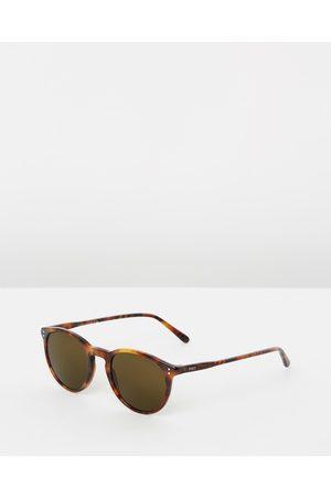 Polo Ralph Lauren Flair PH4110 - Sunglasses (Havana & Olive ) Flair PH4110