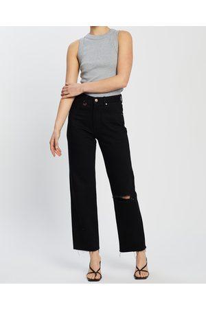 NEUW Jonesy Singlet - T-Shirts & Singlets ( Marle) Jonesy Singlet
