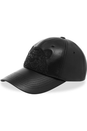 Kenzo Men Caps - Leather Tiger Cap
