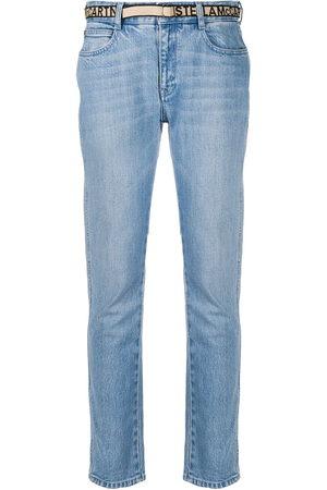 Stella McCartney Boyfriend slim-fit jeans