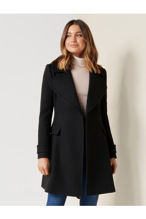 Forever New Mia Fit and Flare Coat