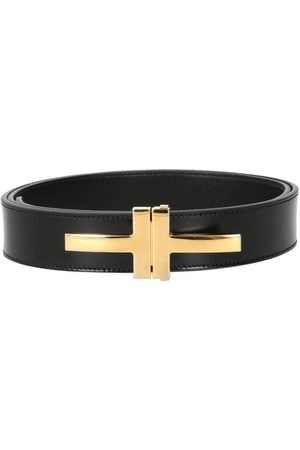 Tom Ford Double T belt