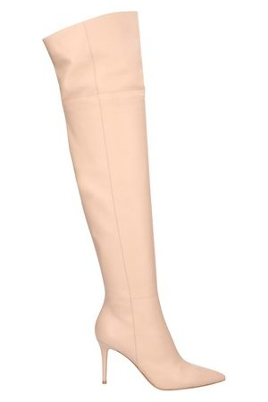 Gianvito Rossi Heeled over the knee boots