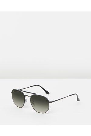 Ray-Ban The Marshal RB3648 - Sunglasses ( & Gray ) The Marshal RB3648