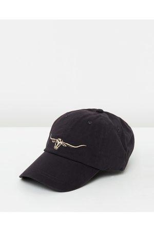 R.M.Williams Caps - Steers Head Logo Cap - Headwear (Navy) Steers Head Logo Cap
