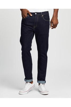 Levi's 512® Slim Tapered Fit Jeans - Slim (Ama Premium Indigo) 512® Slim Tapered Fit Jeans