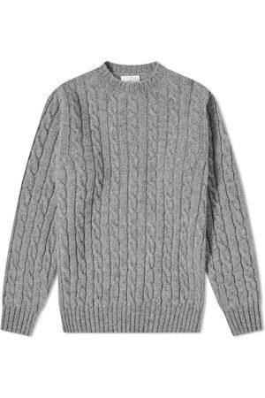 Jamiesons of Shetland Jamieson's of Shetland Cable Crew Knit