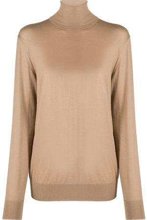 Dolce & Gabbana Roll neck knitted jumper