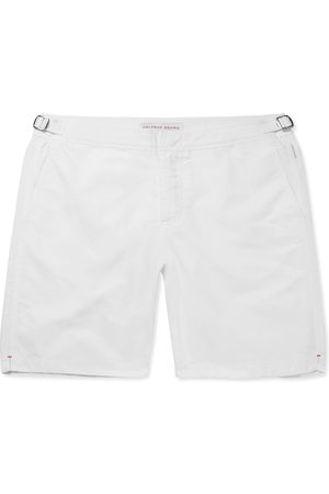 Orlebar Brown Dane Long-Length Swim Shorts