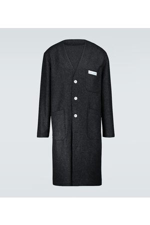 RAF SIMONS Classic Labo coat