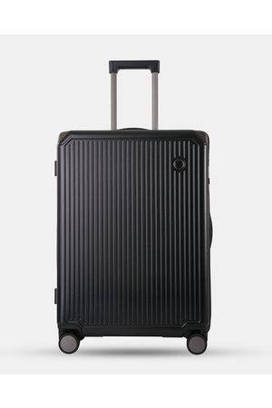 Echolac Japan Dublin Medium Case - Travel and Luggage (BLK) Dublin Medium Case