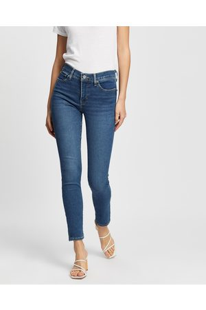 Levi's 311 Shaping Skinny Jeans - High-Waisted (Paris Fade) 311 Shaping Skinny Jeans